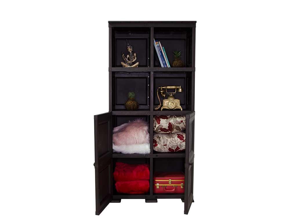 mueble plastico elegance monet liso wengue ambientado 2 rimoplasticas Rimoplásticas